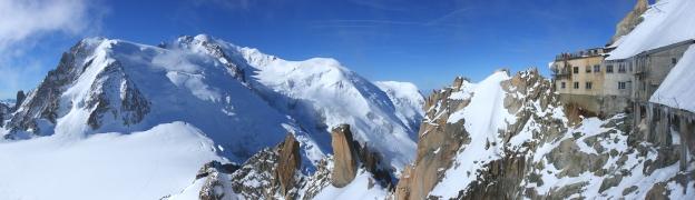 El Mont Blanc - Chamonix